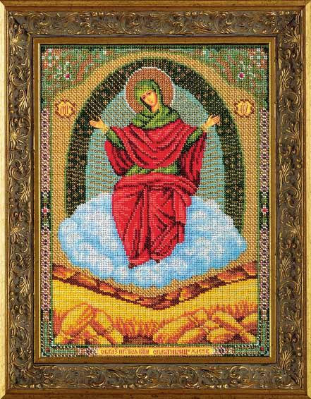 Наборы вышивки ювелирным бисером иконы 144