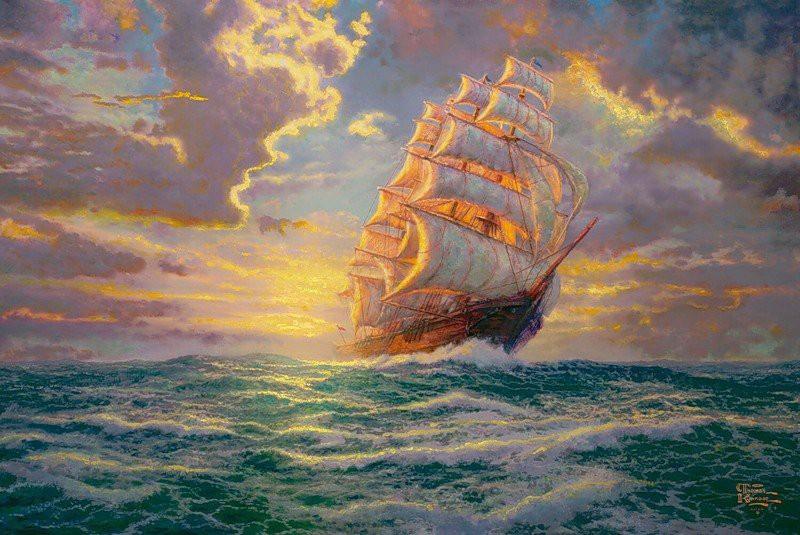 Бесстрашный корабль